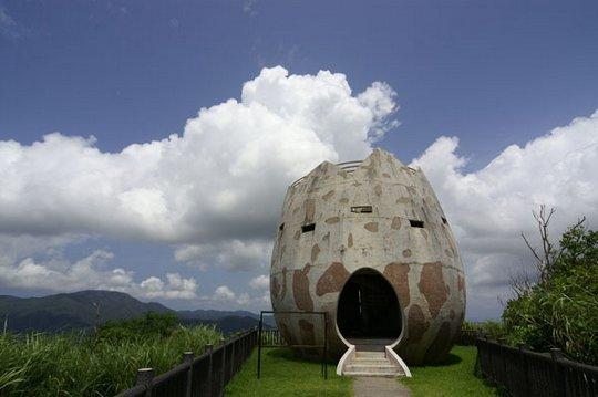 Дом - Яйцо. Япония