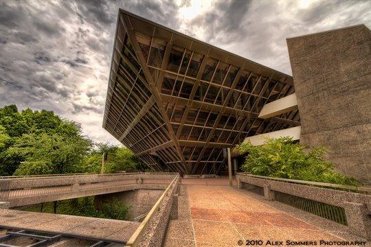 Перевернутая пирамида. Аризона, США