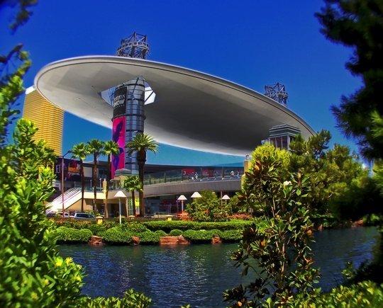 Торговый центр Fashion Show - Лас-Вегас