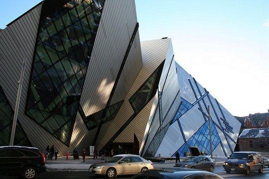 Королевский музей Онтарио. Торонто, Канада