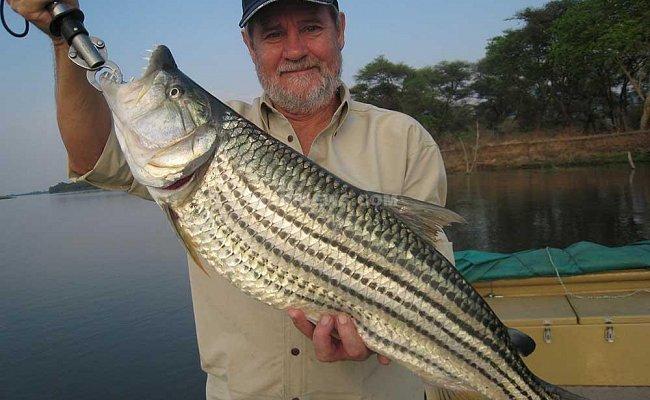 морская рыбалка африка
