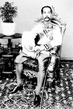 Король Рама V Чулалонгкорн