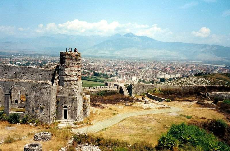 rozafa a legend in albania The history of rozafa castle there is a beautiful but bitter legend about the building of rozafa castle  rozafa castle, shkoder albania.
